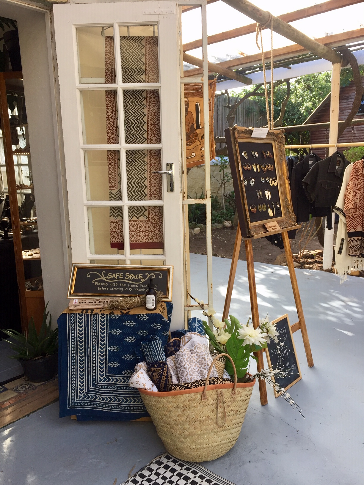 Imhoff Farm Pop Up Shop